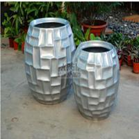 Wholesale 2015 hot sale waterproof cheapest flower pot W0032 from china suppliers