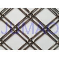 Wholesale Home Bunch Decorative Wire Mesh For Cabinet DoorsTransparent Interior Design from china suppliers