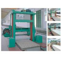Quality Horizontal Long Sheet Sponge Cutting Machine For Rigid PU Foam 60m / Min for sale