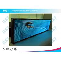 Wholesale P7.62 nice looking Full Color LED moving sign with Synchronous / Asynchronous Control from china suppliers