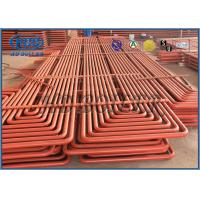 Wholesale Pendant Type Coils Boiler Superheater & Reheater With Claps Ovality And Thickness Both Less Than 15% from china suppliers