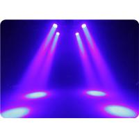 Quality Led Moving Head Wash Zoom 19X15W 7-60 Degree RGBW(4IN1) Black for sale