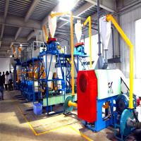 Wholesale Rubber recycling machine tire recycling shredder used tire shredder machine for sale from china suppliers