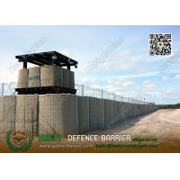 HESCO Bastion Barrier China Exporter