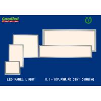 Wholesale High Lumen DALI LED Led Panel Light 300x1200 mm 40 Watt 5500K with CE RoHS from china suppliers