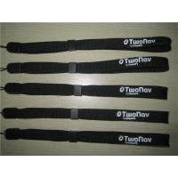 Wholesale Tube polyester wrist lanyard for smart phones, tubular polyester smart phone wrist straps from china suppliers