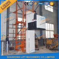 Quality Portable 3M Hydrualic Small Home Lift Elevator Wheelchair Lift For Apartments for sale