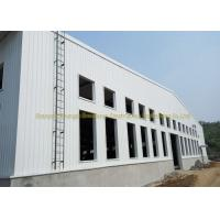 Wholesale Wide Span Warehouse Steel Structure Prefabricated Warehouse Buildings In Steel from china suppliers