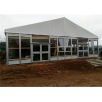Wholesale Sun Resistant Industrial Warehouse Tent , Temporary Industrial Storage Buildings from china suppliers