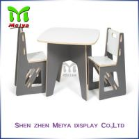 Wholesale Baby and Child Recycled Cardboard Furniture stool and desk Foldable for Home from china suppliers