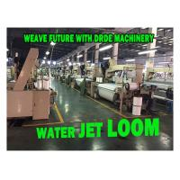 Wholesale Dobby Weaving Water Jet Loom Weaving Machine 7.5 Feet Wide Application from china suppliers
