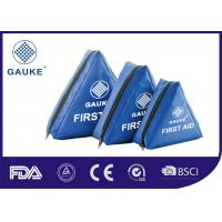 Wholesale General Purpose Motor Vehicle First Aid Kit BSI8599-2-2014 420D Nylon Bag from china suppliers