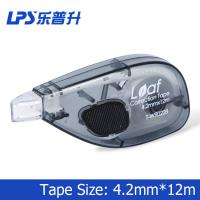 Wholesale Korean Grey / Green Colored Correction Tape Sided Way Type Easy To Carry from china suppliers