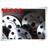 Nickel 200 / 201 Stainless Steel Flanges , Pure Nickel Flanges For Valve for sale