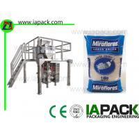 Wholesale Electronic Weigher Granule Filling Machine Customized With Linear Scale from china suppliers