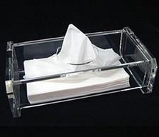 Wholesale Wholesale Acrylic Napkin Box, Napkin Box, Tissue Box from china suppliers