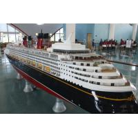 Wholesale Art Deco Style Disney Wonder Model Cruise Ship Toy Models With Acrylic Material from china suppliers