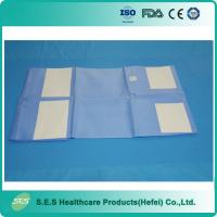 Wholesale Disposable Sterile High-Protective Surgical Femoral Angiography Drape from china suppliers