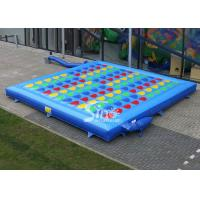 Wholesale Custom made giant inflatable twister mattress for outdoor N indoor games from china suppliers