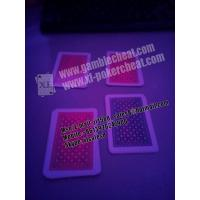 Wholesale XF Modiano Ramino super fiori plastic marked cards for contact lenses|invisible ink|perspective glasses|poker cheat from china suppliers