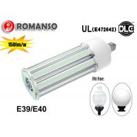 Wholesale 150lm/W 75w Corn Light Bulb E39 For Outdoor Post Top Fixture , Samsung 2835 Led Chip from china suppliers