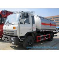 Wholesale Multifunctional 180hp 10m3 4x2 Carbon Steel Tanker Truck Dongfeng Truck from china suppliers
