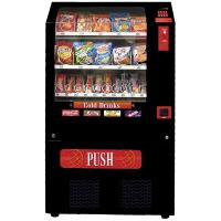 Quality Refrigerated Combo Vending Machines for sale