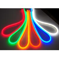 Wholesale High Brightness Red / Green Led Neon Flex Light For Birthday Party from china suppliers