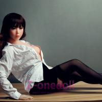 Quality Dropshipping Full Body Silicone Love Doll small breasts 160cm mannequin flexible for sale
