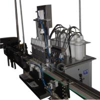 Wholesale Semi-automatic can filling machine production line for packing granule from china suppliers