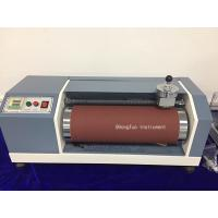 Wholesale Shoes Sole Wear DIN Abrasion Testing Machine / Din Abrasion Tester For Elastic from china suppliers