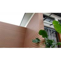 Wholesale Composite wood decking wall panel/composite board/Exterior WPC Wall Cladding from china suppliers