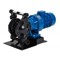 Wholesale Cast steel Electric Diaphragm Pump for high temperature liquid fluid from china suppliers