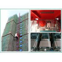Wholesale 2 Ton Capacity Passenger And Material Hoist For General Buildings / Resident Buildings from china suppliers