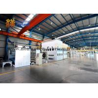 Wholesale 2500mm Width Spunlace Nonwoven Machine For Industry Cleaning Cloth Making from china suppliers