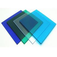 Wholesale Anti Uv 4 * 8ft Clear Polycarbonate Sheet With High Light Transmission from china suppliers