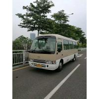 Buy cheap 2014 japan 29 seatsused Toyota coaster bus left hand drive  diesel  engine 6 cylinder  TOYOTA coaster bus for sale from wholesalers