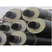 Wholesale Black PU Foam Thermal Insulated Steel Pipe A53 A , B For Petroleum , Thick Wall from china suppliers