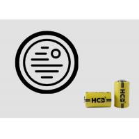 Buy cheap Bobbin 1/2AA Non Rechargeable CR14250SE Lithium Battery Hermetic Sealing UN UL CE RoHS from wholesalers