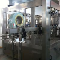 Wholesale 80 Bottles per minute Plastic Bottle Filling Machine stainless steel framework from china suppliers