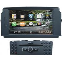 Wholesale Digital Car DVD Systems with Radio RDS for Mercedes Benz C200 BNZ-7804GD from china suppliers