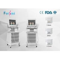 Wholesale Hifu Machine Best Non Surgical Ultrasound Skin Tightening Instant Face Lift for Medical Spa Use from china suppliers