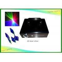 Wholesale Multicolor Laser Stage Light , Stage 3d Laser Light Aluminum House from china suppliers