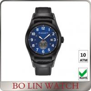 Wholesale Blue / Black Dial citizen Titanium Divers Watch , Solar Titanium Watches For Ladies from china suppliers