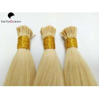 Wholesale 7A Brazilian remy hair 1g Tip Hair Extensions i tip u tip v tip flat tip hair from china suppliers