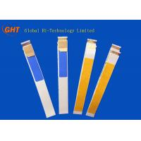 Wholesale Customized FFC Flat Cable , Flat Flexible Cables For Electronics Application from china suppliers