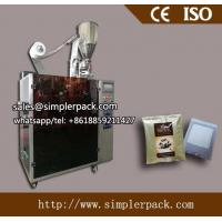 Buy cheap Automatic Ultrasonic Drip Coffee Bag Packing Machine with Outer Envelope Coffee powder packing machine from wholesalers