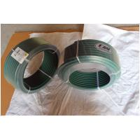 Quality PU Round Conveyor Urethane Belts Industrial Transmission 80A for sale