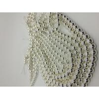 Buy cheap Professional Silver / Golden Magnetic Hematite Jewelry Faceted Loose Beads from wholesalers