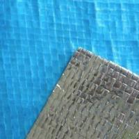 Wholesale Sarking/Insulation Underlay Blue PE Woven Foil Laminated Material with Breathable Membrane from china suppliers